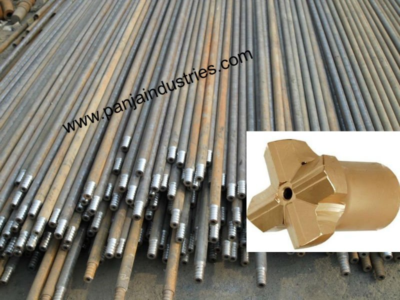 Blast Furnace Drill Rod Manufacturer