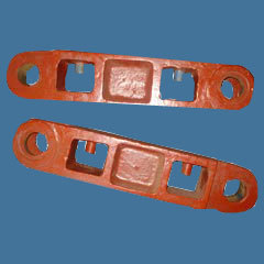 Pig mould chain link